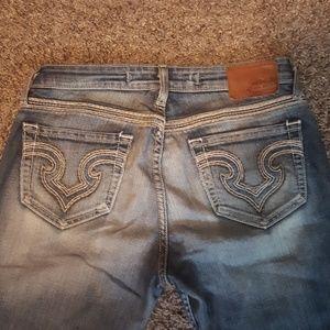 Big Star Hazel Curvy Fit Women's Jeans 27 XL